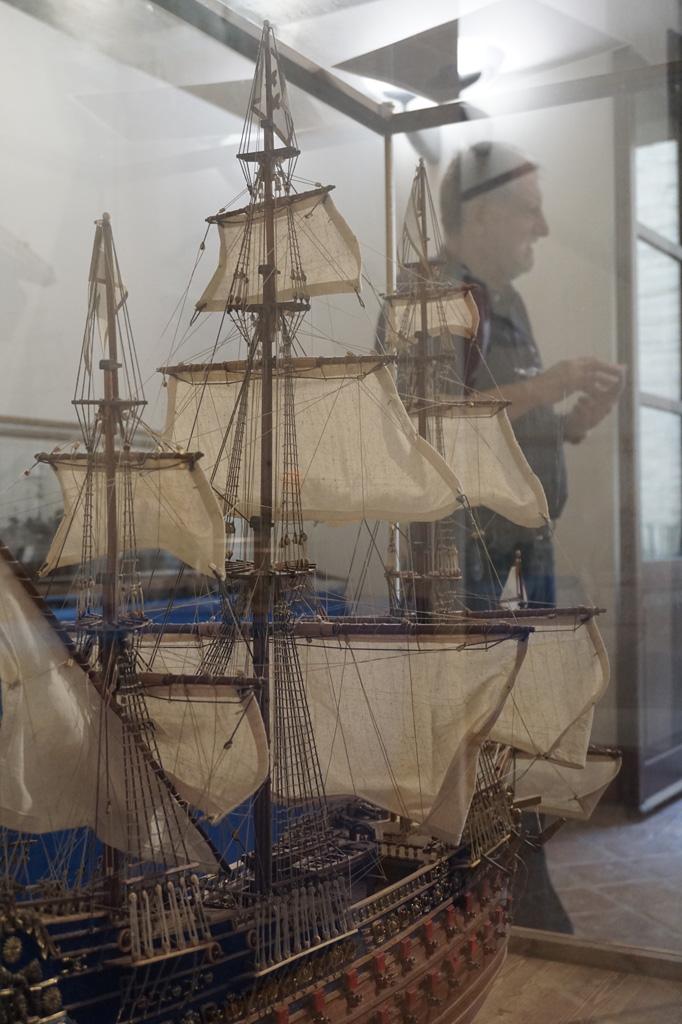The Boatman of Cagli